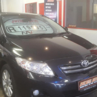 2008 Toyota Corolla 1.8 Advanced only 153000km's,