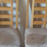 Oak dinning room set