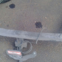 2001 Volkswagen Microbus Towbar For Sale