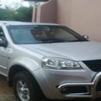 2011 GWM Steed 5. 2.5 Tci. Dubbel cab.