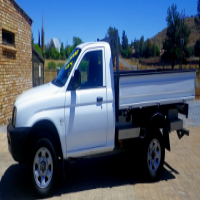 2008 Mitsubishi COLT L200 2L Highline 4x4 Bakkie with 3 way drop sides.