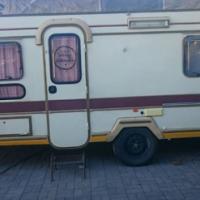 Wilk Topaz caravan / Wilk Topaz karavaan