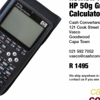 Hewlett-Packard HP 50g Graphing Calculator