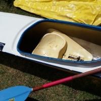 K1 Racing canoe for sale  Boksburg