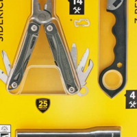 Leatherman sidekick z rex tool and monarch 6 torch set - brand new never opened