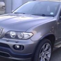 BMW X5 V8 4.8i Automatic
