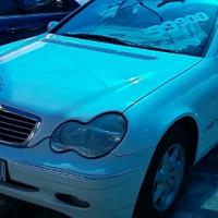 2003 Mercedes C200K A/T