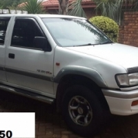 1999 Isuzu KB280DT LX D/C in Excellent condition