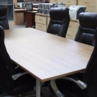 18 JANUARY - VARIOUS BOARDROOM TABLE & CHAIRS ON AUCTION