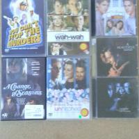 22 DVD Movies - All Originals