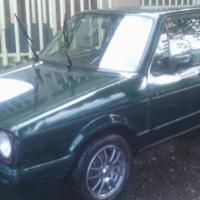 Golf 1 1997 model carb
