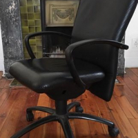 leather desk chair for sale.