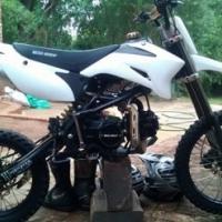 Big Boy TTR125 Pitbike & Extras