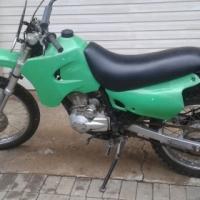 200cc Zongshen offroad bike