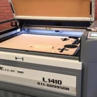 PS 1410 Laser Cutter Machine