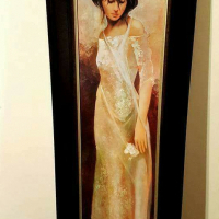 Tall Painting