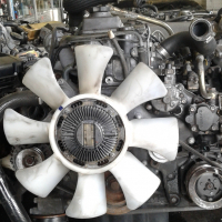 Mitsubishi colt rodeo 2.8 Turbo diesel 4M40T Engine