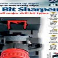 Multi-sharp Drill Bit Sharpener