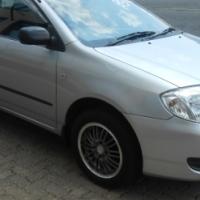 Immaculate 2003 Toyota Corolla 1.6 GLE