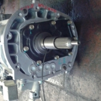 New Quantam Gearboxes  Manual transmission