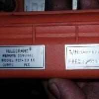 Tele Crane Remote and receiver For sale