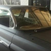 Pontiac v8 pillarĺess