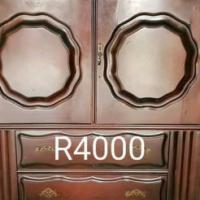 Antique Sideboard / Cabinet