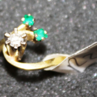 Ring 3.1 Gram 18CT with Diamond S021843A #Rosettenvillepawnshop