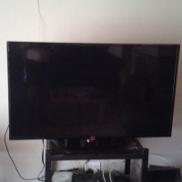 "LG LED tv 49"""