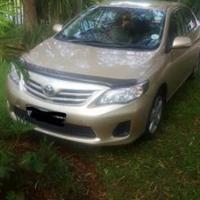 Toyota Corolla 1,6 Advanced, Automatic, 2013, 39400km