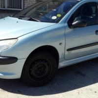 Peugeot 206 1.4 8v. 2001 model new engine been down – R29500 cash!!!