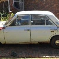 1967 Ford Taunus 17M