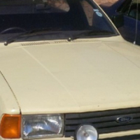 ford cortina bakkie  1.6