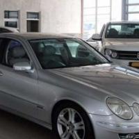 Mercedes Benz E Class E200 Kompressor Avantgarde