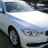 BMW 3 Series LUXURY LINE A/T (F30)