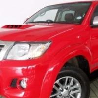 Toyota Hilux 2.5D-4D Raider Legend 45