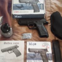M40 Co2 Gas gun