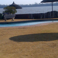 Huge 4 bedroom holliday townhouse vaal dam Cormorant Bay furniture and boat, boat house and Jetty