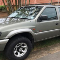 98 LOW MILEAGE ISUZU FRONTIER V6