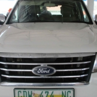 Ford Everest 3.0 TDCI 4X4