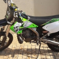 Kawasaki KX 250 off road for sale  South Africa
