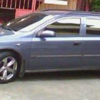 Selling an Opel Astra station wagon 2001 year model. By owner.