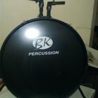 Drum Kit Bk Percussion 5 piece Pristine Cond.