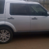 LANDROVER DISCOVERY 4 TDI V6 HSE