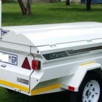 Venter Type Jurgens LT 670 Trailer with Tailgate