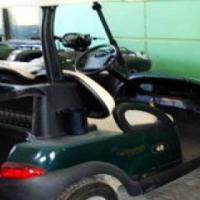 Club Car Precedent 2012
