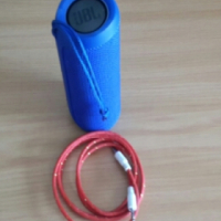 Blue JBL Flip 3 Bluetooth speaker for sale  Moot