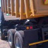 Tipper truck rental business for sale