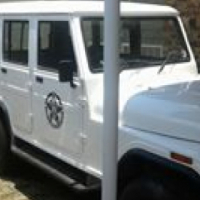 Mahindra jeep Armada