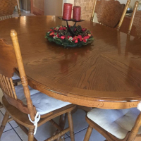Dining room suite for sale. Price neg